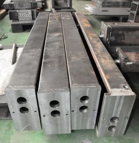 焊接件精加工